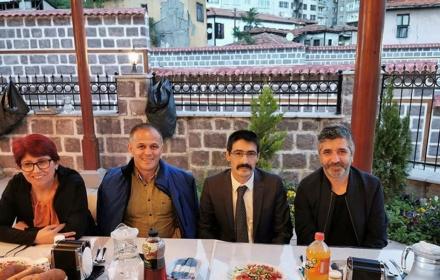 Gaziantep'li İşadamı Mustafa Bozgeyik'in Katkılarıyla Ramazan Ayının 27. İftarı