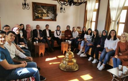 Ankara'daki Osmaniyeli Öğrencilerimizin Tanışma Kahvaltısı