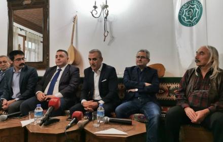 """Osmaniye Vakfında """"Medya ve İletişim"""" Söyleşisi"""